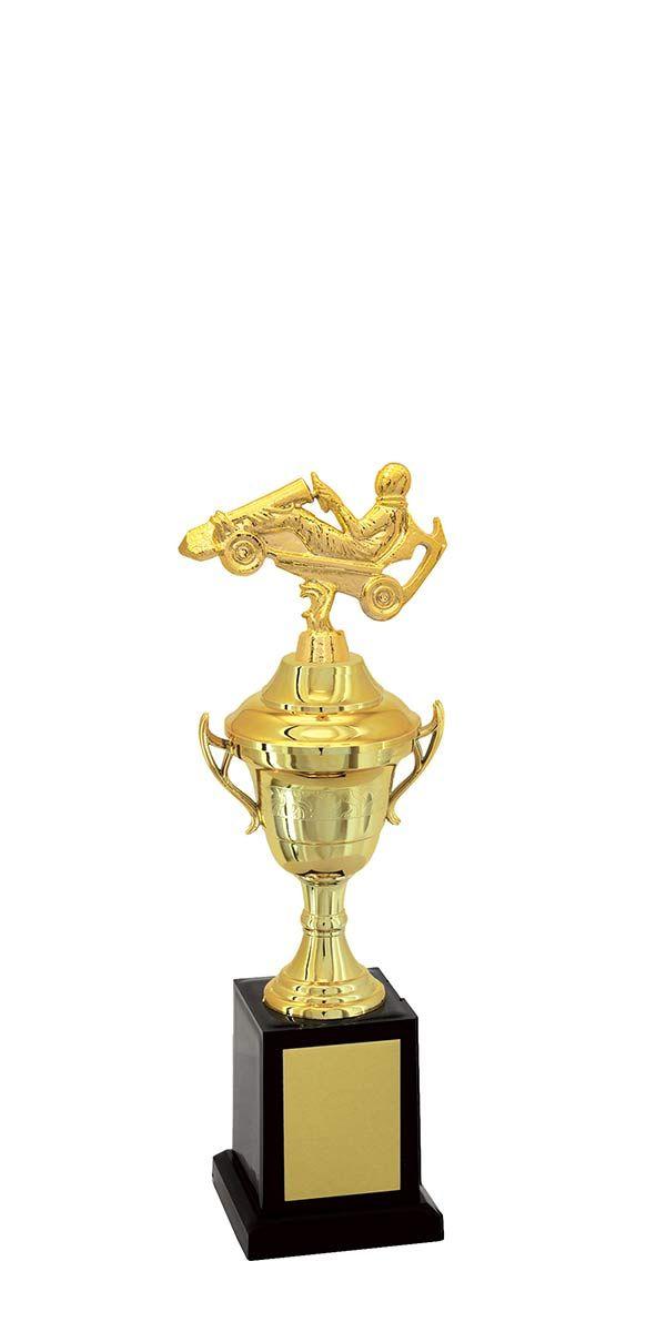 Troféu de Kart KRT1903 34,3 cm