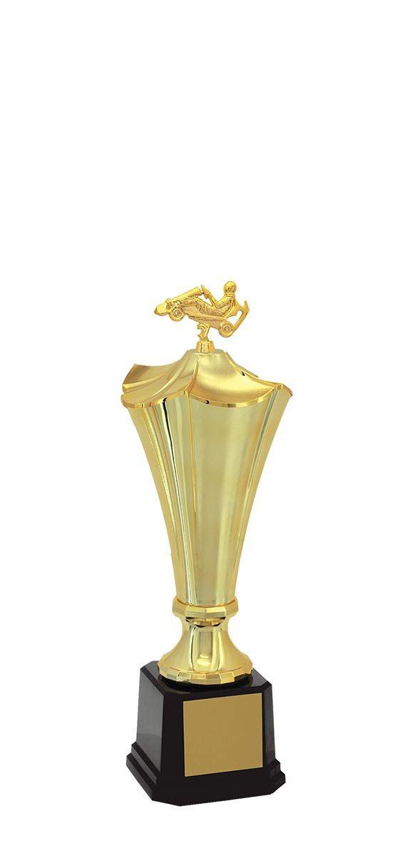 Troféu de Kart  KRT303 59,3 / 51,3 / 42,3cm