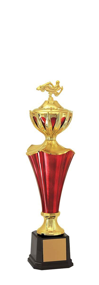 Troféu de Kart KRT503 64,3 cm