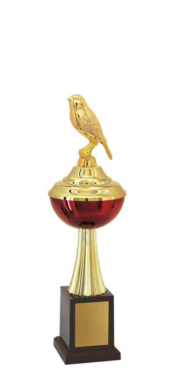Troféu de Ornitologia -Pássaros ORN1500 32,0 / 28,0 / 24,0cm