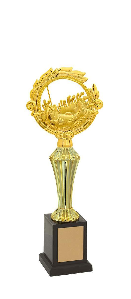 Troféu de Pesca PES1200 34,5 cm