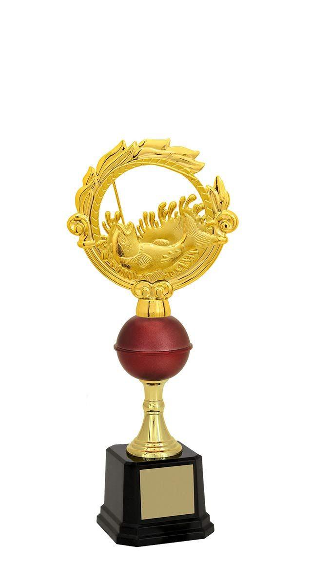 Troféu de Pesca PES1700 31,5 / 29,5 / 28,2cm