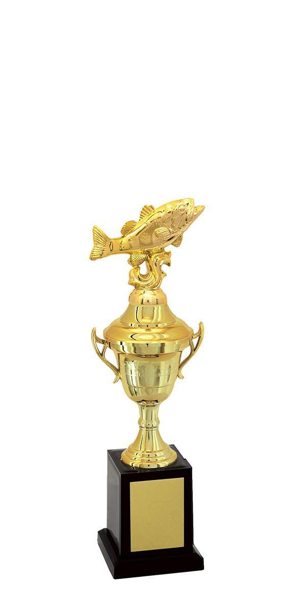 Troféu de Pesca PES1903 30,2 / 27,2 / 24,2cm