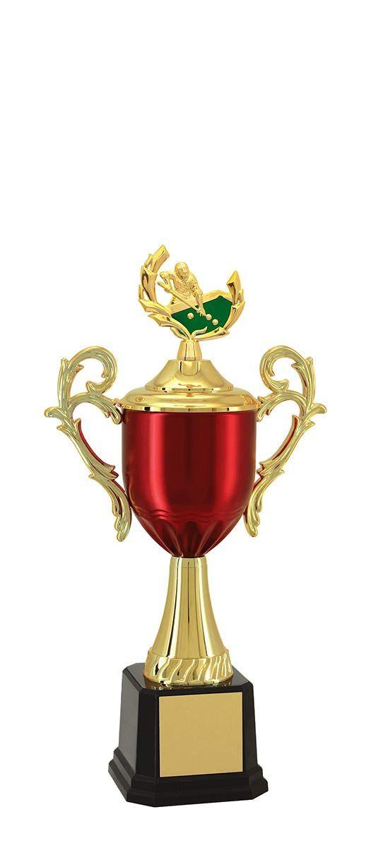 Troféu de Snooker-Sinuca SNK1003 54,5 / 51,5 / 48,5cm