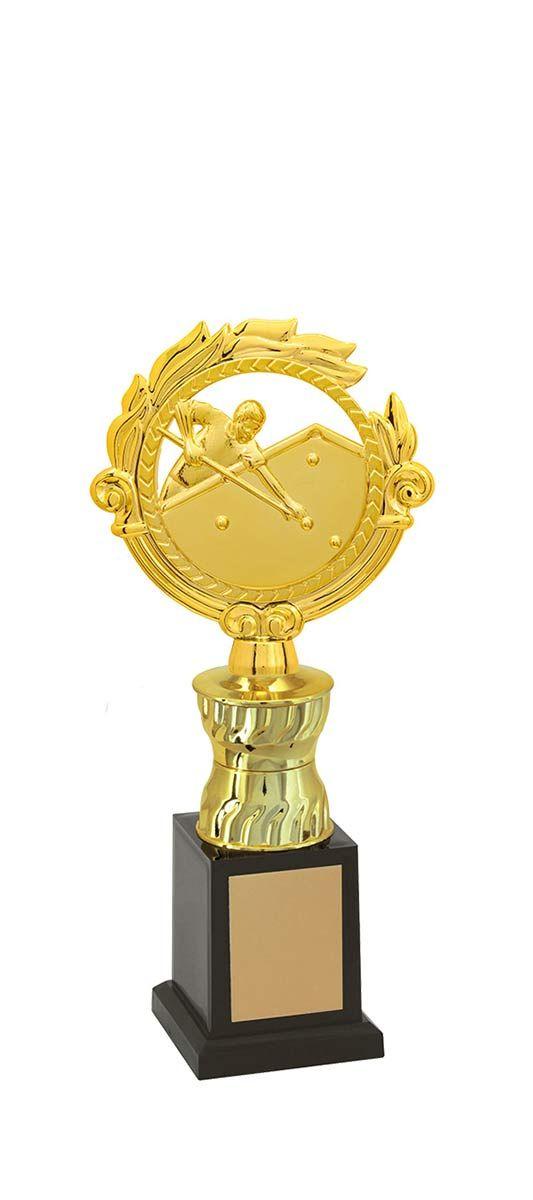 Troféu de Snooker-Sinuca SNK1300 29,5 / 26,5 / 24,5cm