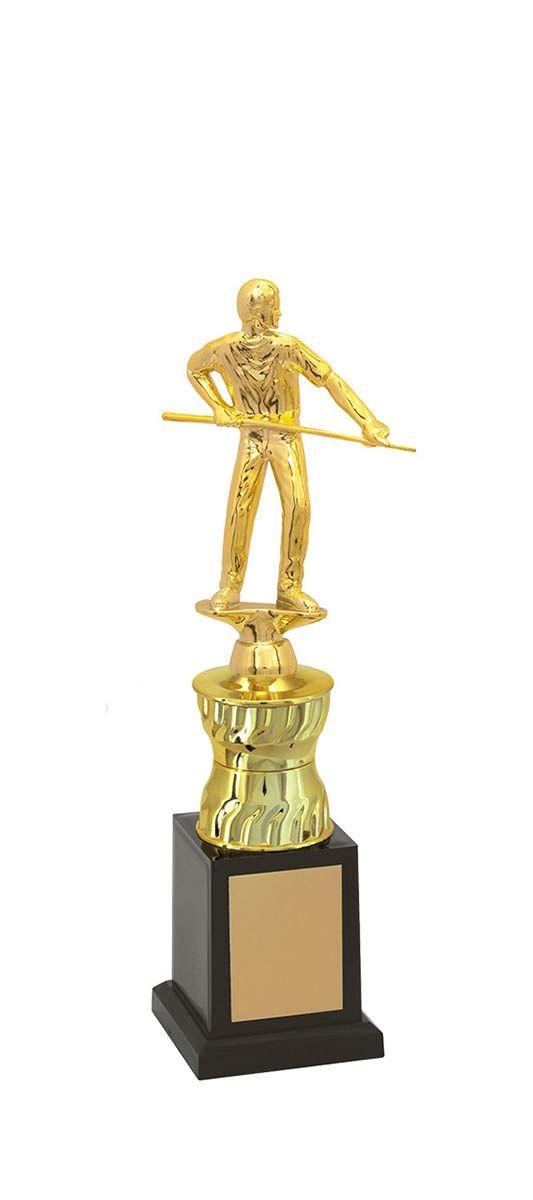 Troféu de Snooker-Sinuca SNK1306 31,0 /28,0 /26,0cm