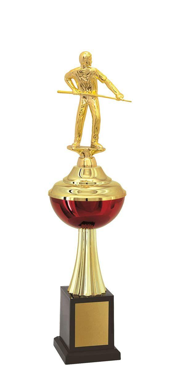 Troféu de Snooker-Sinuca SNK1506 39 /35,0 /31,0cm