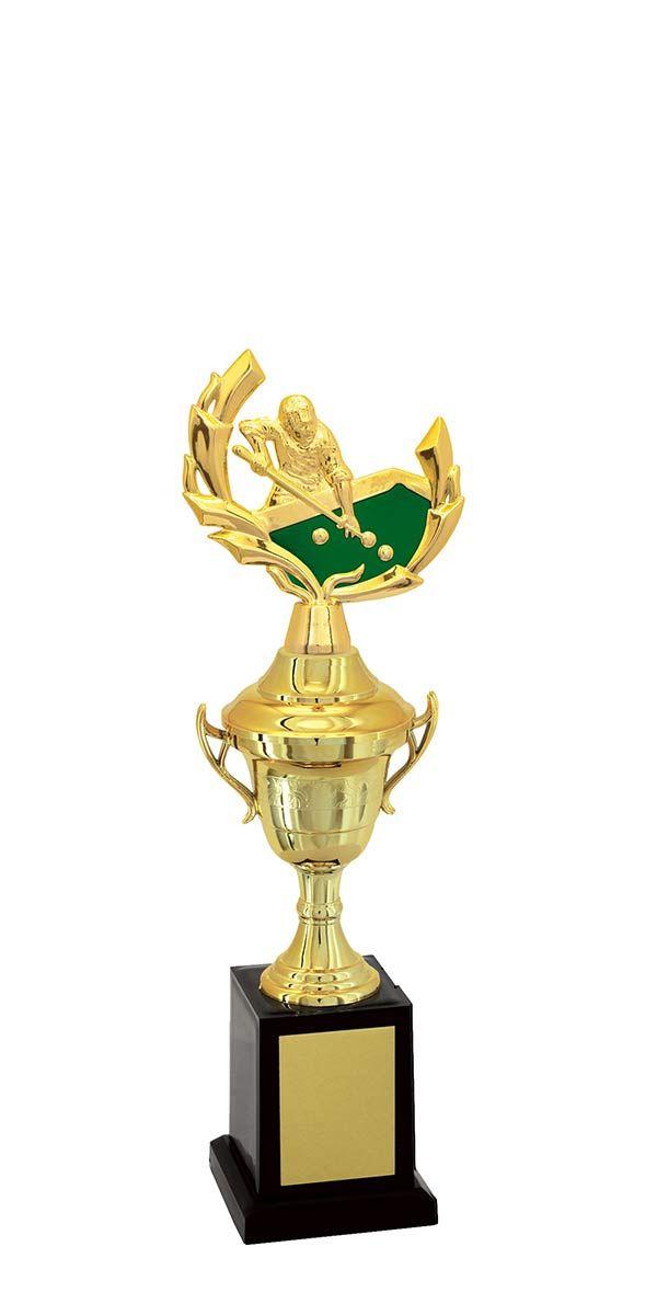 Troféu de Snooker-Sinuca SNK1903 33,0 / 30,0 / 27cm