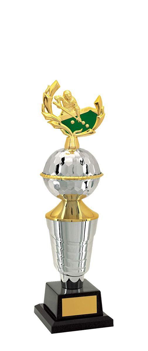 Troféu de Snooker-Sinuca SNK2603 41,0 / 39,0 / 38cm