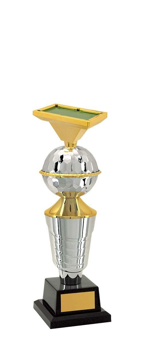 Troféu de Snooker-Sinuca SNK2609 36,3 / 34,3 /33,3cm