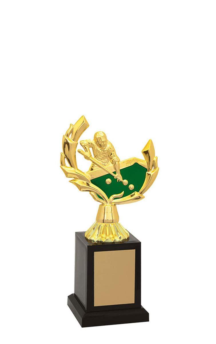 Troféu de Snooker-Sinuca SNK2803 22,0 / 19,0 / 17cm