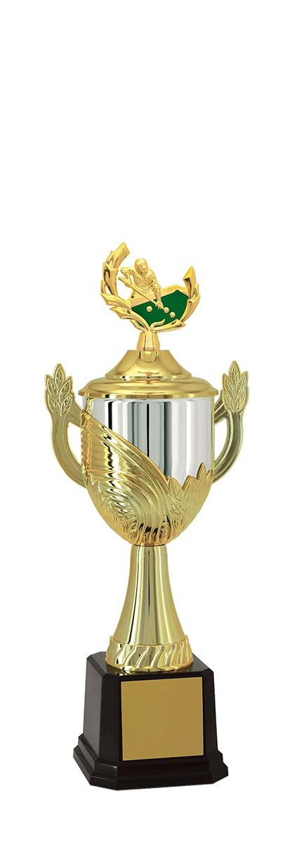 Troféu de Snooker-Sinuca SNK903 55,5 / 51,9 / 49,5cm