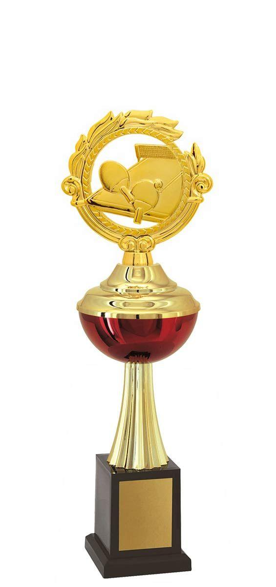 Troféu de Tênis Mesa TMS1500 37,5 / 33,5 / 29,5cm