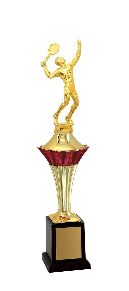 Troféu de Tênis TNS1100 43,2 / 38,2 / 33,2cm