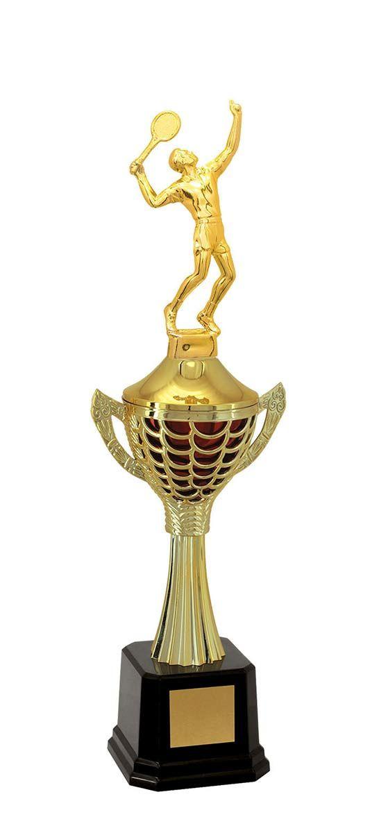 Troféu de Tênis TNS2300 46,2 / 42,7 / 40,2cm