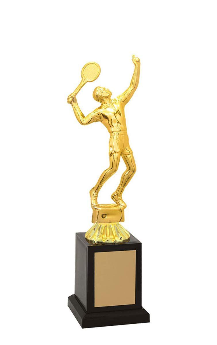 Troféu de Tênis TNS2800 28,2 / 25,2 / 23,2cm