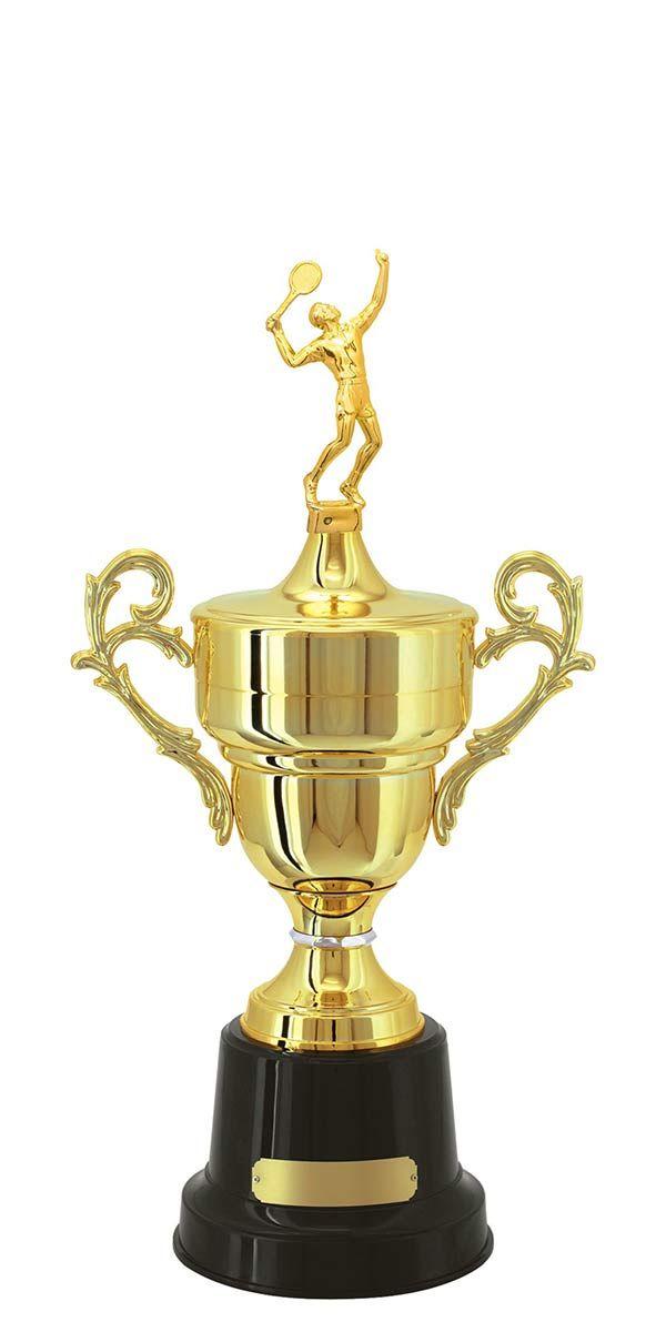 Troféu de Tênis TNS3100 63,2 / 60,2 / 55,2cm