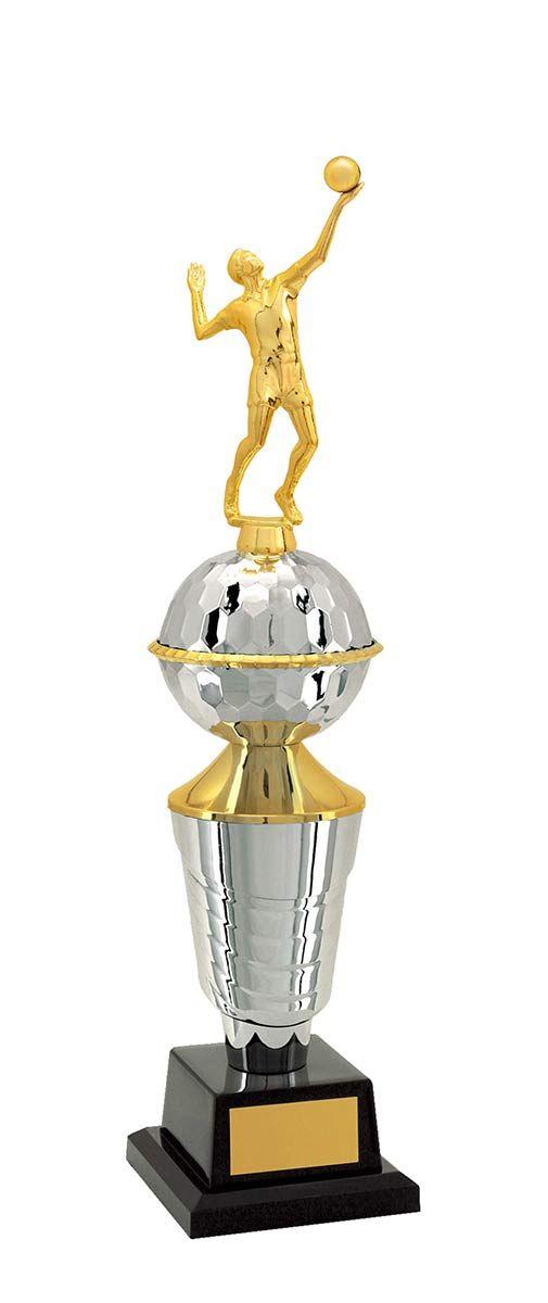 Troféu de Vôlei VOL2600 47 cm
