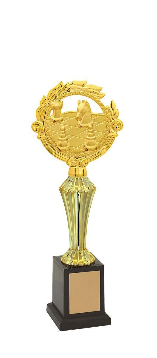 Troféu de Xadrez XAD1200 34,5 cm