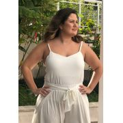 Regata plus size Slim all day