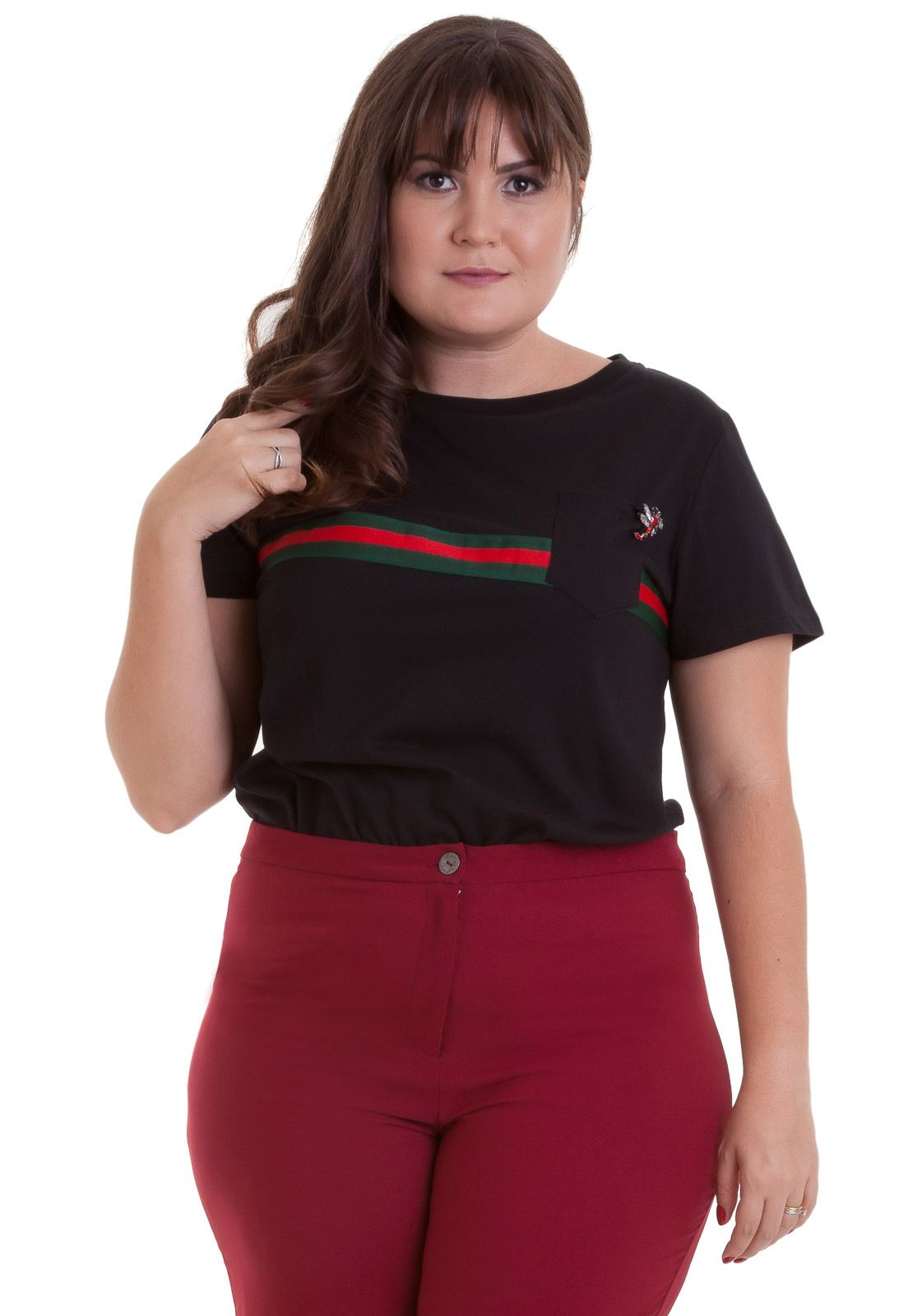 Blusa Minerale Gucci Inspired