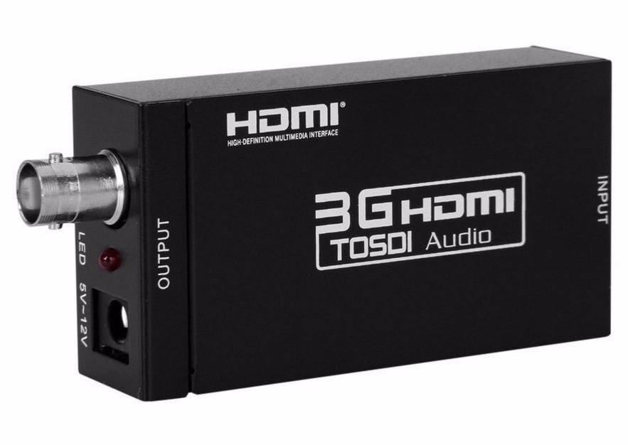 Conversor HDMI para SDI alta definição