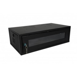 Mini Rack 04ux19px470mm Desmontado- Preto