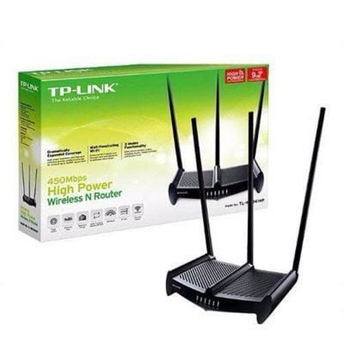 Roteador Tp-link Wi-Fi N 450Mbps High Power (TL-WR941HP)