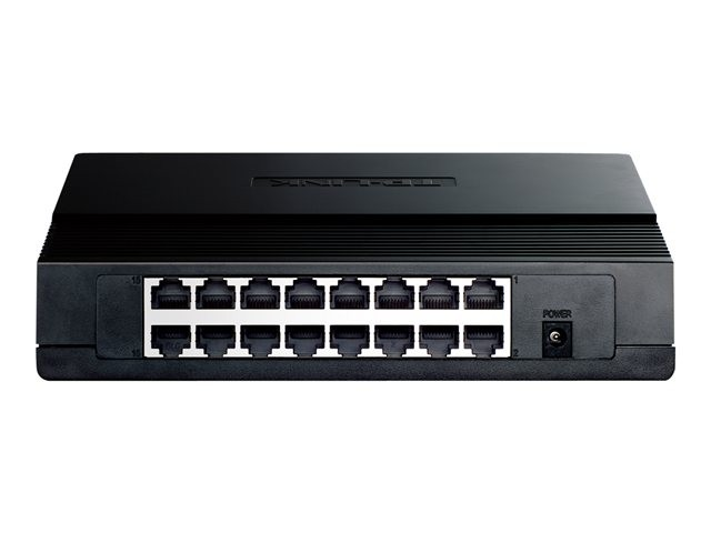 Switch 16 Portas 10/100 Tl-sf1016d - Tp-link