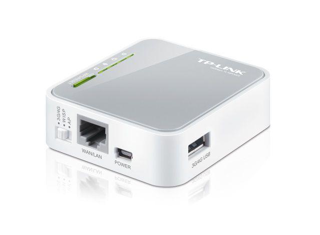 TP-LINK ROUTER TL-MR3020 3G/4G WIFI PORTATIL 300MBPS