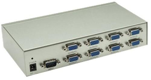 Vídeo Splitter VGA Com 8 Portas