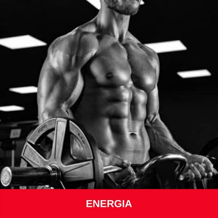 Energia no treino
