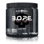 B.O.P.E PRÉ-TREINO BLACK SKULL - 150G