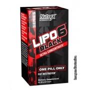 LIPO 6 BLACK ULTRA CONCENTRADO NUTREX (IMPORTADO) - 30 CAPS