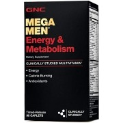 MEGA MEN GNC - 90 CAPS