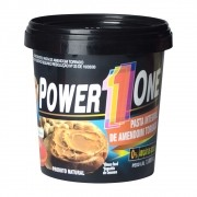 PASTA DE AMENDOIM INTEGRAL - POWER ONE 1KG