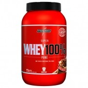 SUPER WHEY 100% - INTEGRAL MÉDICA - 907G