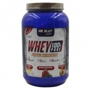 WHEY PROTEIN 100% PURE ABSOLUT NUTRITION - 900G