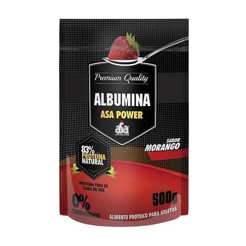 ALBUMINA 83% ASA POWER - 500G