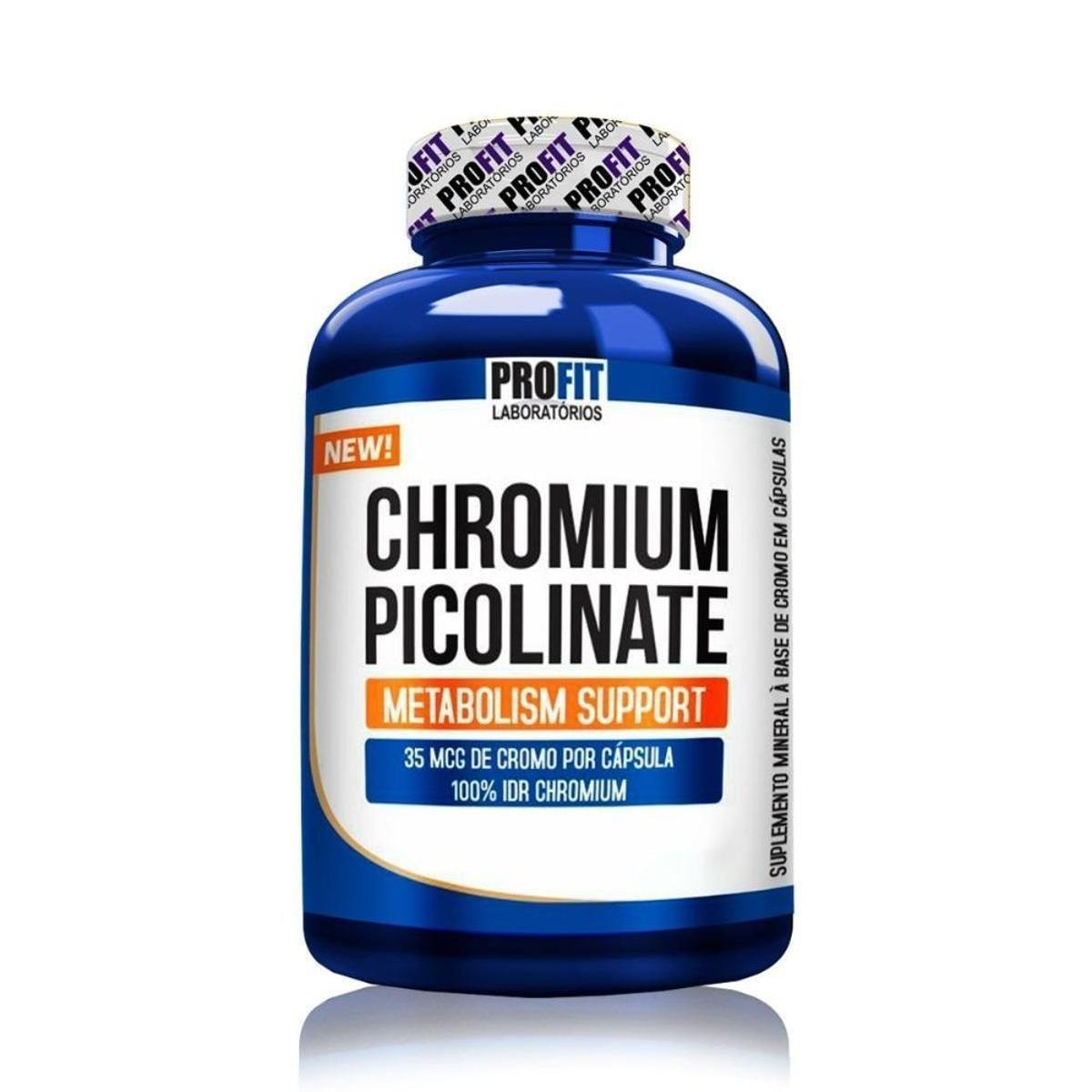 CHRMIUM PICOLINATE PROFIT - 120 CAPS