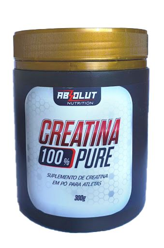 CREATINA 100% PURE ABSOLUT NUTRITION - 300G