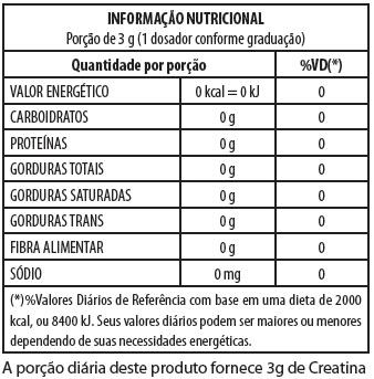 CREATINA HARD CORE RELOAD - INTEGRALMÉDICA 150G