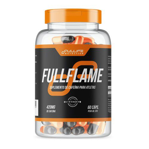 FULL FLAME FULL LIFE 420MG - 60 CAPS