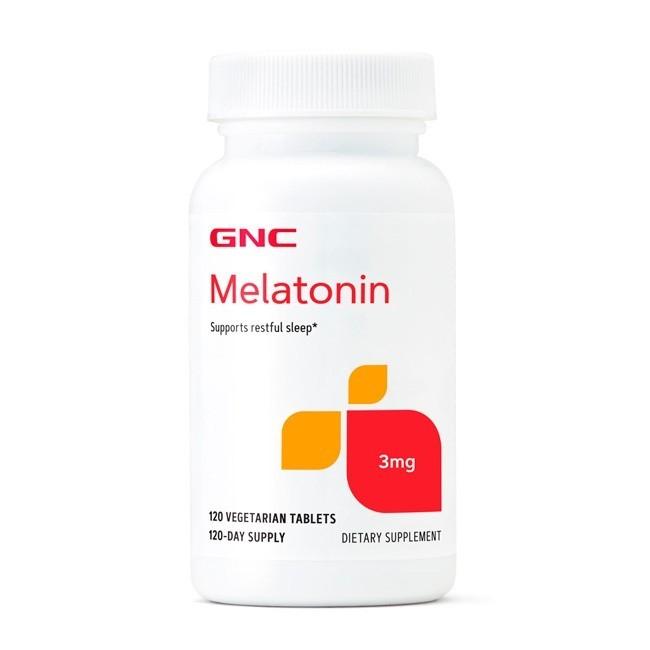 Melatonina |  3mg | 120 Tbs