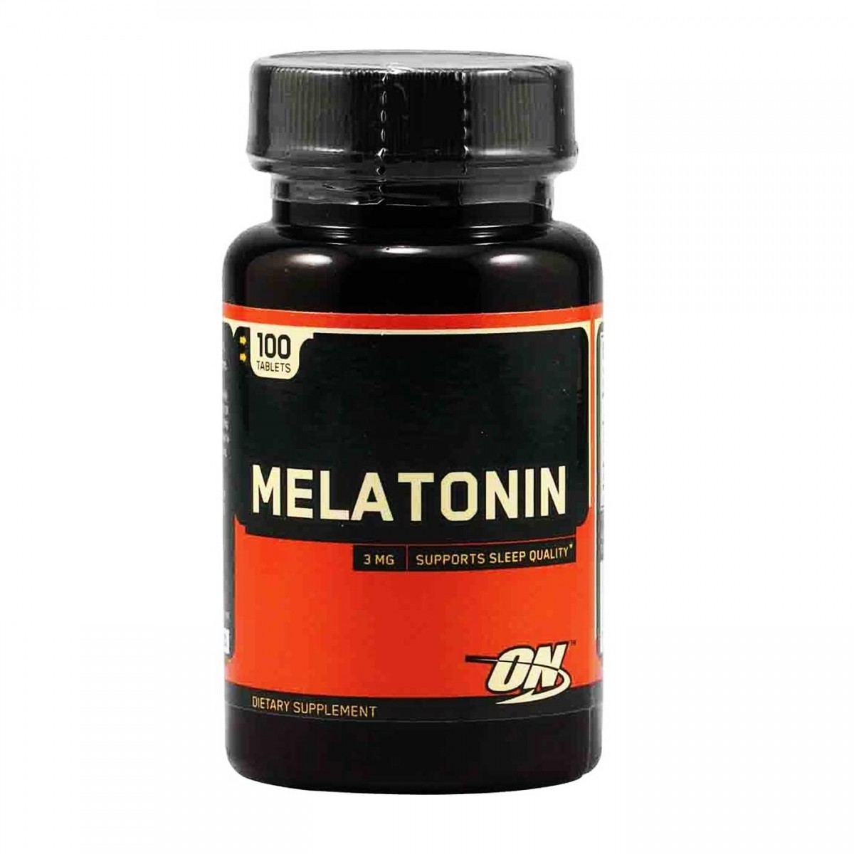 MELATONIN OPTIMUM 3MG - 100CAPS