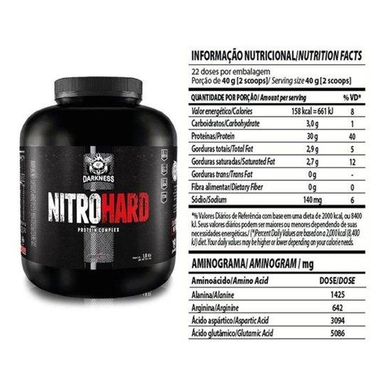 NITROHARD DARKNESS 1.8 KG