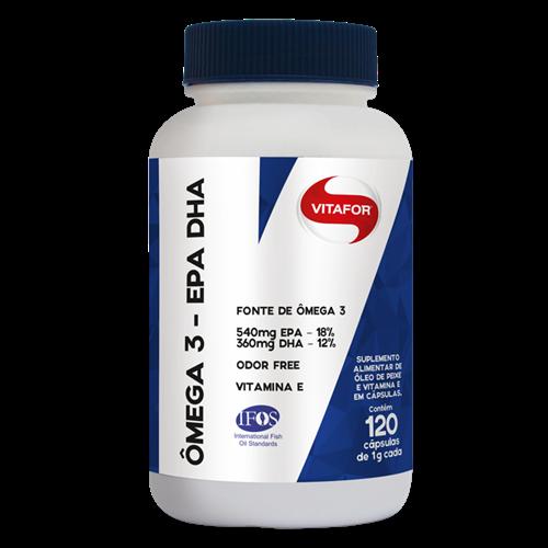 OMEGA 3 EPA DHA - 120 CAPS