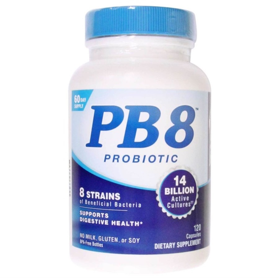 PB8 PROBIÓTICO NUTRITION NOW - 120 CAPS