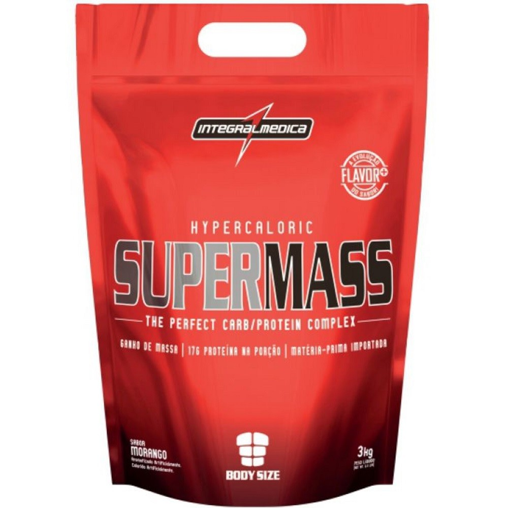 SUPERMASS - INTEGRALMÉDICA 3KG