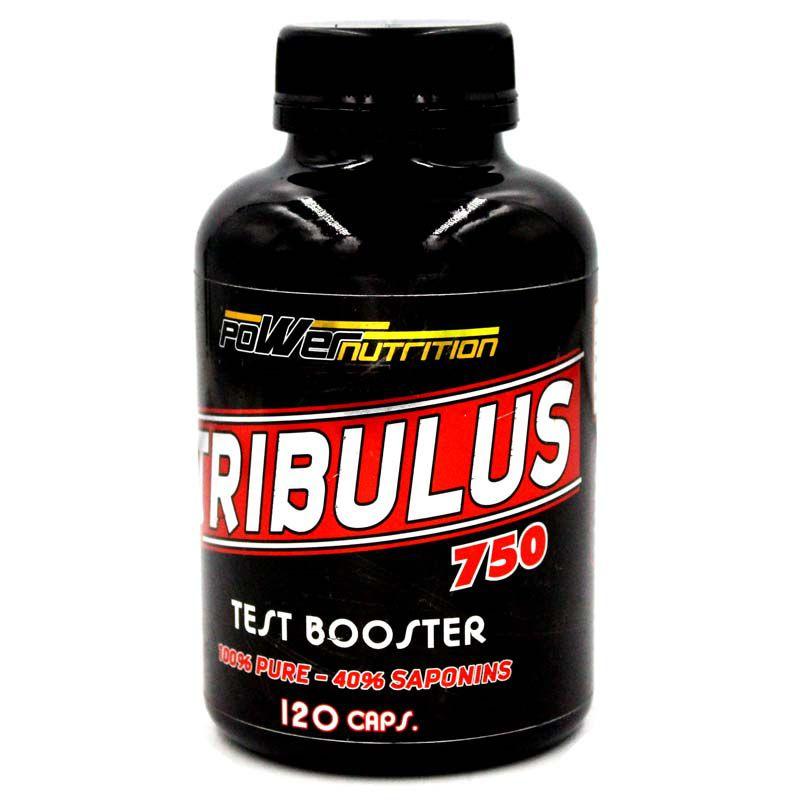 TRIBULUS TERRESTRIS POWER NUTRITION  750mg  - 120 caps